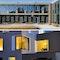 oben: Landesbaupreis Kategorie ab 500.000 Euro - ECOLEA Internationale Schule Schwerin unten: Landesbaupreis Kategorie bis 500.000 Euro - Wohnhaus Papenstraße, Stralsund
