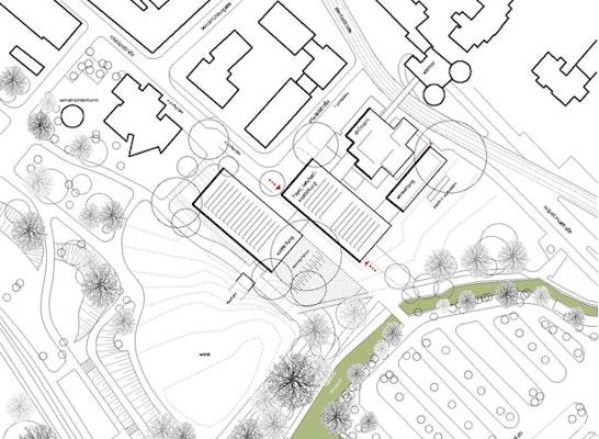 2. Preis: Lüderwaldt Raderschall Architekten