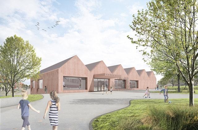 Neubau einer Turnhalle für die Limburgschule in Weilheim an der Teck
