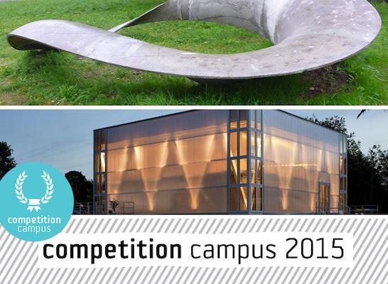 Gewinner Kategorie I. Studentenarbeiten: Zwei Projekte gewinnen je eine Doppelseite zur Darstellung ihres Projektes und ihrer Fakultät im Magazin competition.