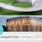Zwei Projekte gewinnen je eine Doppelseite zur Darstellung ihres Projektes und ihrer Fakultät im Magazin competition.