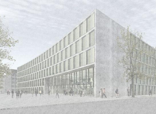 1. Preis: © Ulrich Renger Architektur