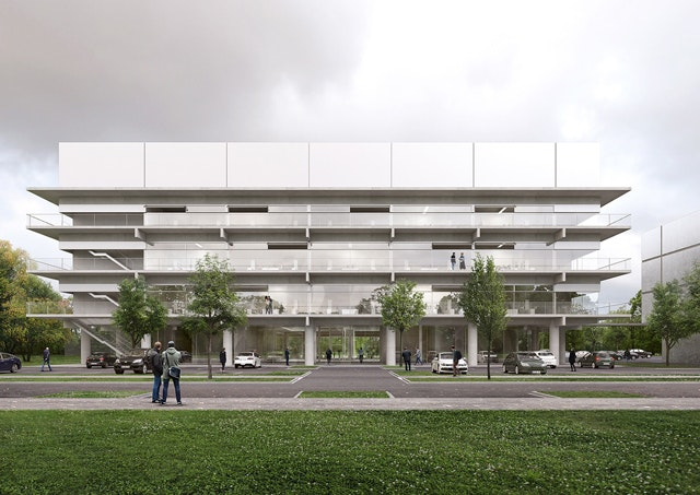 Neubau BioTech Campus Hennigsdorf