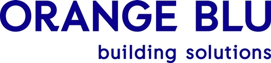 Logo ORANGE BLU building solutions