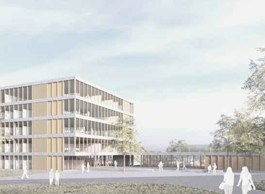 1. Preis: © Broghammer Jana Wohlleber, Planstatt Senner, LINK 3D