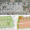 das Gebiet von Süden, Grünordnungsplan, Bebauungsplan
