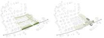 R: Grünräume & landschaftliche Vernetzung   L: Bebauung