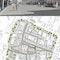 Perspektive_Blick Marienplatz (Richtung Admiral-Hipper-Strasse)   ---------------------------------------------------- Lageplan (Oms. 1:500)