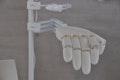 Mechanische Hand für Zuneigung und Anerkennung