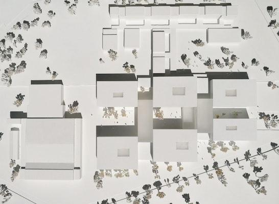 1. Preis: © Lamott.Lamott Architekten