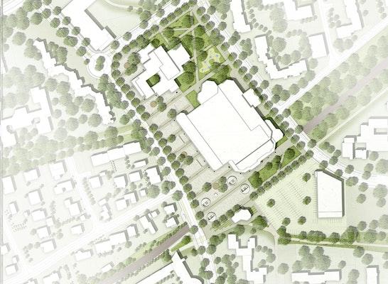 1. Preis: © ANNABAU Architektur und Landschaft / Schüßler-Plan Ingenieurgesellschaft mbH
