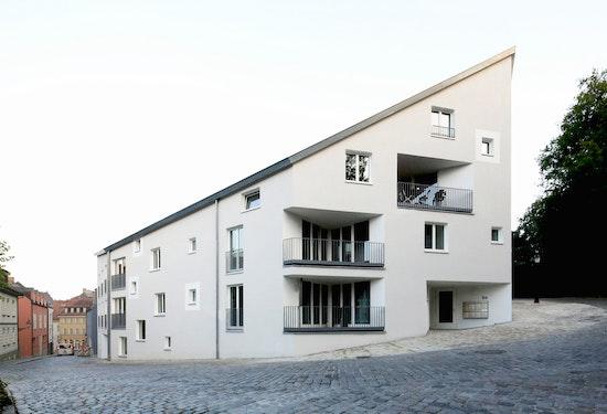 Ansicht West Klosterstraße