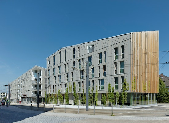 Projekt Quot Stadthaus M1 Green City Hotel Quot Competitionline