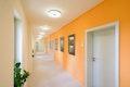 KASEL Innenarchitekten Verwaltungsflur Bürodesign