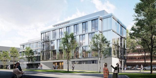 DWI JointLab fiT Aachen – Neubau Forschungsgebäude – Architektur