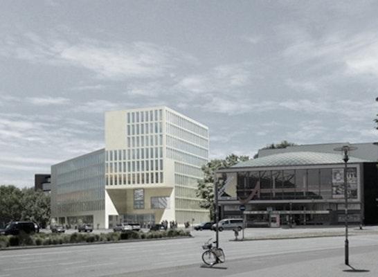 1. Preis: 1. Preis: Architekten BKSP, Hannover