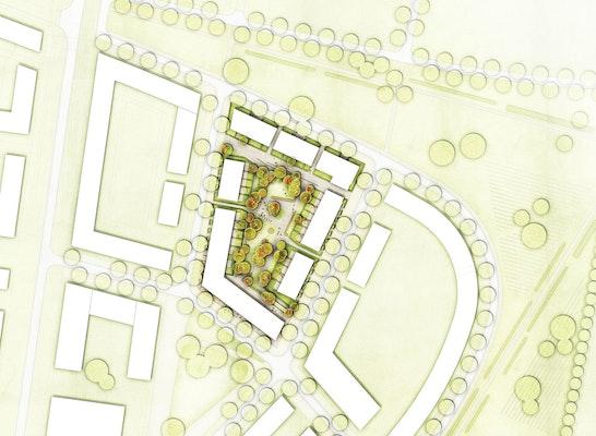 Kronsberg Süd BF3 Gesamtplan