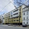 P.GOOD Architekten, Wohnbau Petrusgasse, Straßenansicht