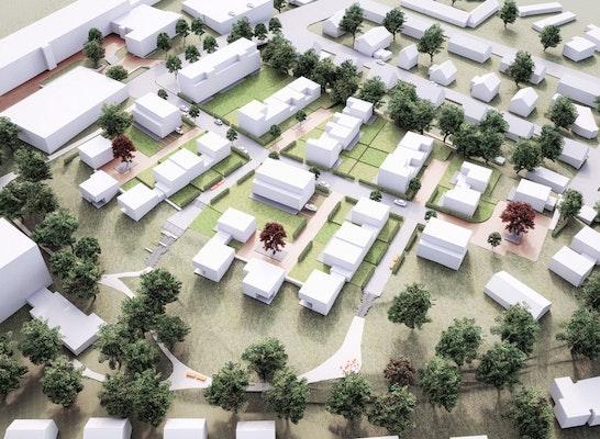 ein 2. Preis: © DNR Daab Nordheim Reutler Partnerschaft | Architekten, Stadt- und Umweltplaner,