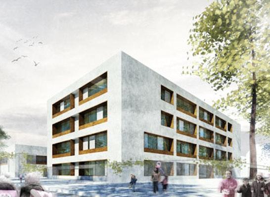 Dahlmannschule, Frankfurt/Main