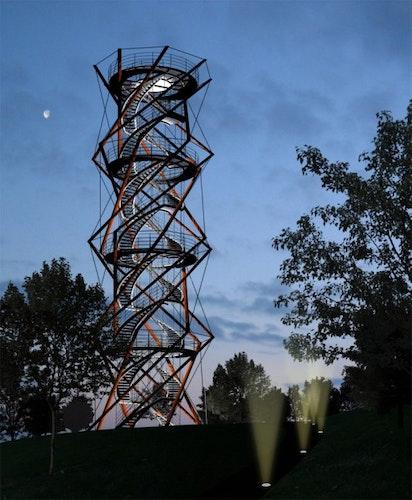 MSH-Förderpreis 2008: Aussichtsturm für die BUGA 2011 in Koblenz