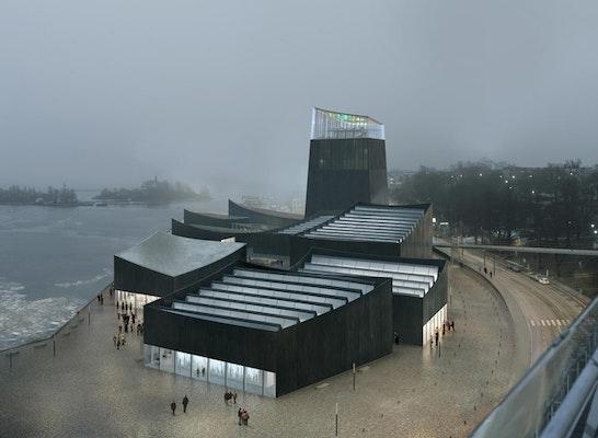 Gewinner: © MOREAU KUSUNOKI ARCHITECTES