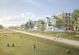 Perspektive Stadtvillen - Wohnen an den Waldwiesen