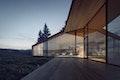 "Carraig Ridge - ""Y"" House - interior/balcony perspective"