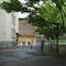 Eingang Betreuungsgebäude Aemtler, © Camponovo Baumgartner Architekten
