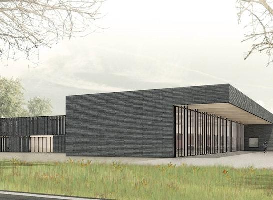 1. Preis: Perspektive, © Jan Derveaux   Rimpau & Bauer Architekten