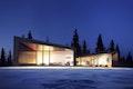 "Carraig Ridge - ""T"" House - exterior perspective"
