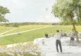 Blick Terrassengarten