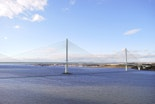 Forth Replacement Crossing, Schottland, 2012