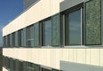 Fassadenintegrierte Photovoltaik