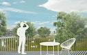 Visualisierung Quartierspark