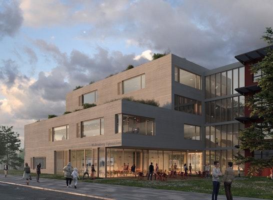 1. Preis: Gössler Kinz Kerber Kreienbaum Architekten BDA