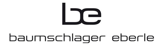 Logotipo BE Baumschlager Eberle