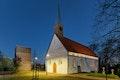 Wiederaufbau St. Severin Kirche Hanerau-Hademarschen | petersen pörksen partner