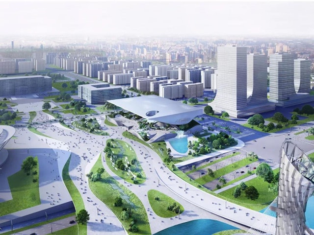 Xingtai Science and Technology Museum (CN)