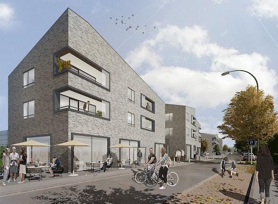 1. Preis: © Kottmair Architekten