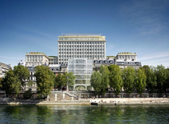 Winner morland david chipperfield architects gesellschaft von architekten mbh calq architecture studio
