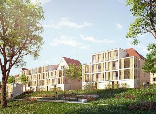 1. Preis: © HGMB Architekten