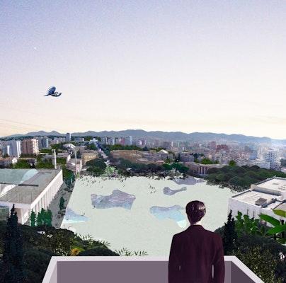 Gewinner: Umgestaltung Skanderbeg Platz, 51N4E, © 51N4E