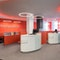 KASEL Innenarchitekten Empfangstresen Planung Kundencenter Bankdesign Bürodesign