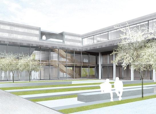 Visualisierung: kleyer.koblitz.letzel.freivogel Architekten