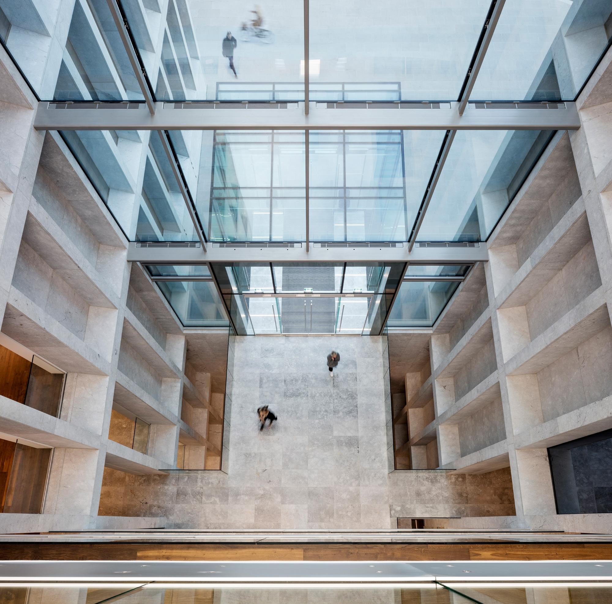 Projekt BESTSELLER, Office complexcompetitionline
