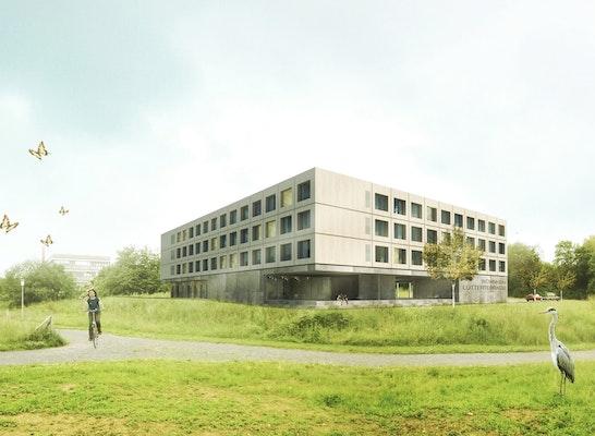 Steckdose online authentische Qualität schön billig 1. Preis Neubau Studentenwohnheim Lutterterrasse ...