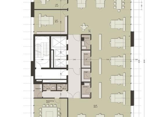 neubau der stadtwerke lsw wolfsburg competitionline. Black Bedroom Furniture Sets. Home Design Ideas