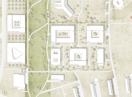 Ergebnis: Neubau des Zentrums für Philologie und Di ...