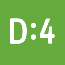 D:4 Architektur's logo